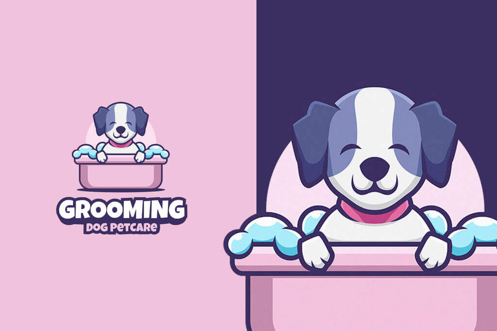 Ideas de logos para estética canina